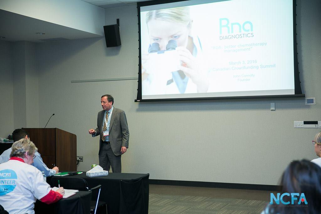 John Connolly of Rna Diagnostics